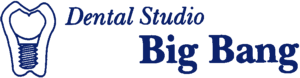 デンタルスタジオビッグバン歯科技工ロゴ